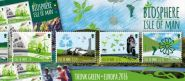 Europa Stamp - Think Green