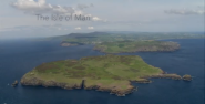 Isle of Man, from the South
