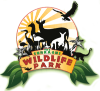 Isle of Man wildlife park, curraghs, logo
